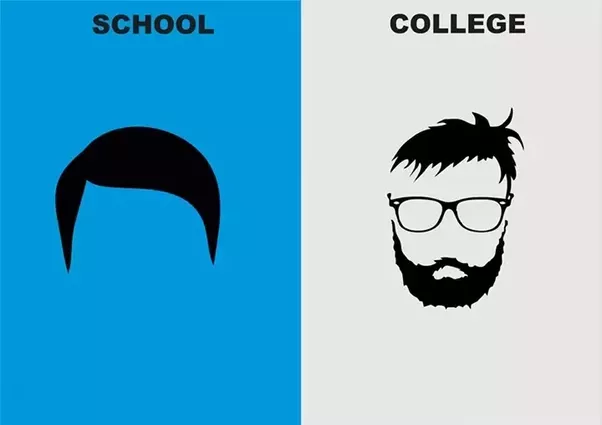 school and college